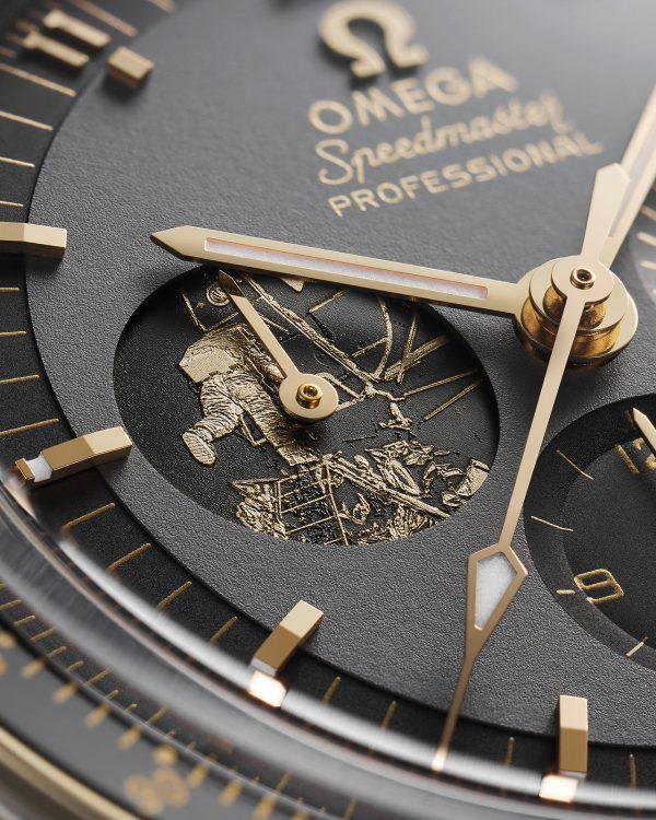 Omega firar 50 år sedan månlandningen – lanserar specialversion av Speedmaster