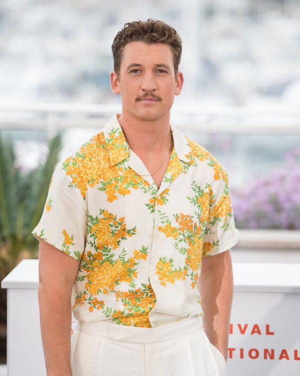 Cannesfestivalens stora succé? Miles Teller coola Miami-look