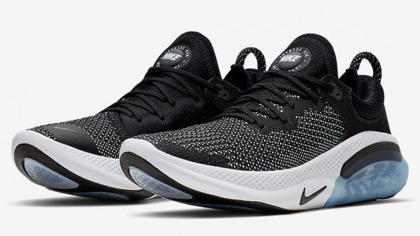 Nikes nya löparskor är fyllda av kulor