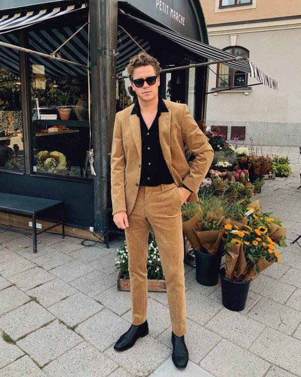 """Martin Hansson: """"Höstplaggen jag vill bära i september"""""""