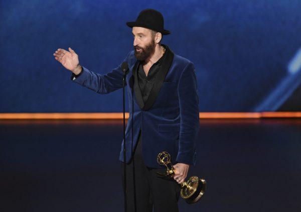 Emmy Awards 2019: Johan Renck vann en statyett för bästa regi