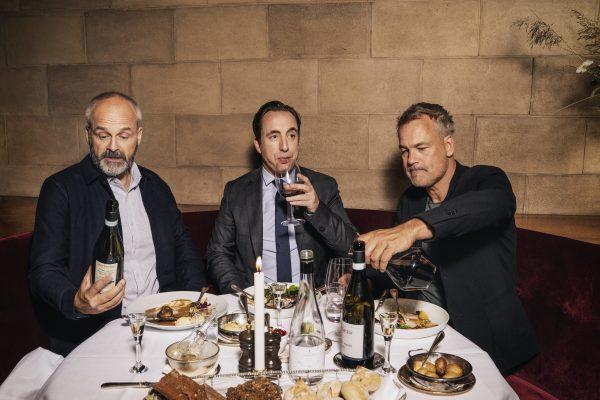 Rheborg, Schyffert och Andersson åker ut på Sverigeturné