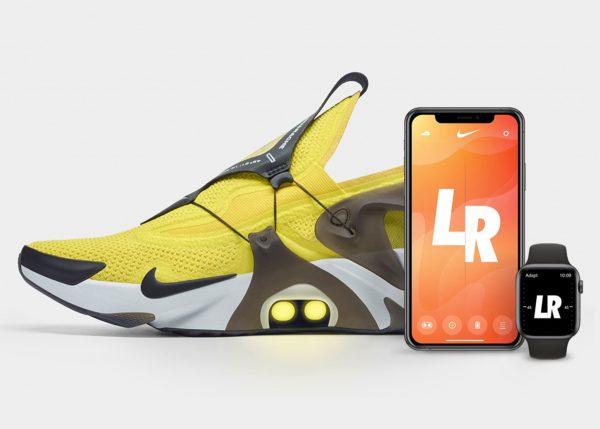 """""""Hej Siri – knyt upp mina skor"""" – Nike släpper självsnörande skor"""