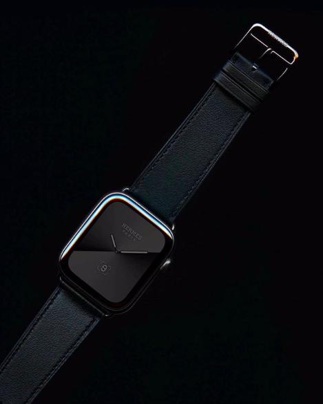 Apple Watch fortsätter samarbetet med Hermès – en ny tonad urtavla