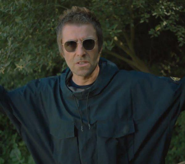 Intervju: 73 snabba frågor med rocklegendaren Liam Gallagher