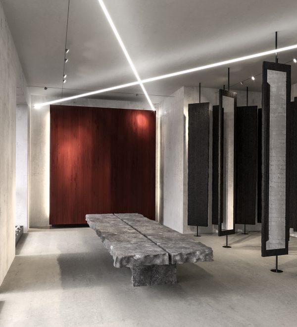Kika in i Sandqvist nya flaggskeppsbutik i Paris