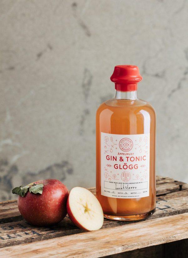 Inför juletider: Stockholms Bränneri lanserar ny Gin & Tonic-glögg