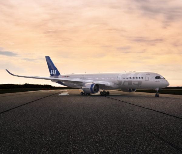 Så här ser SAS nya plan Airbus A350 ut på insidan