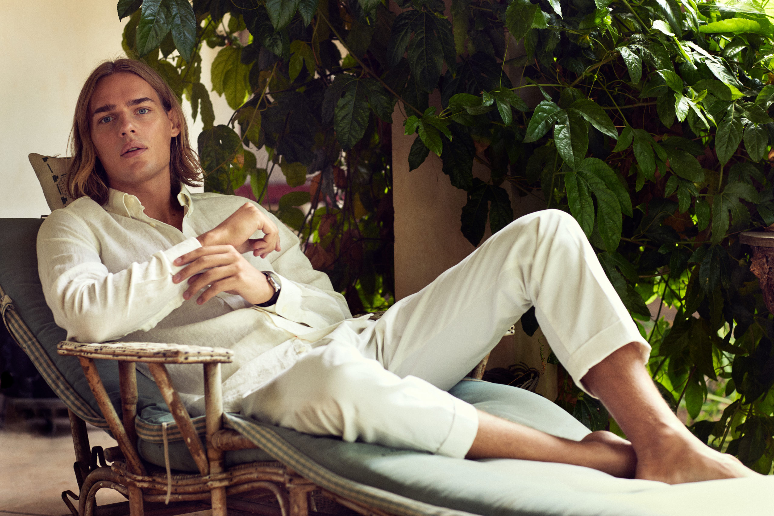Se Morris nya vårkollektion – inspirerad av Brigitte Bardot och playboyen Gunter Sachs