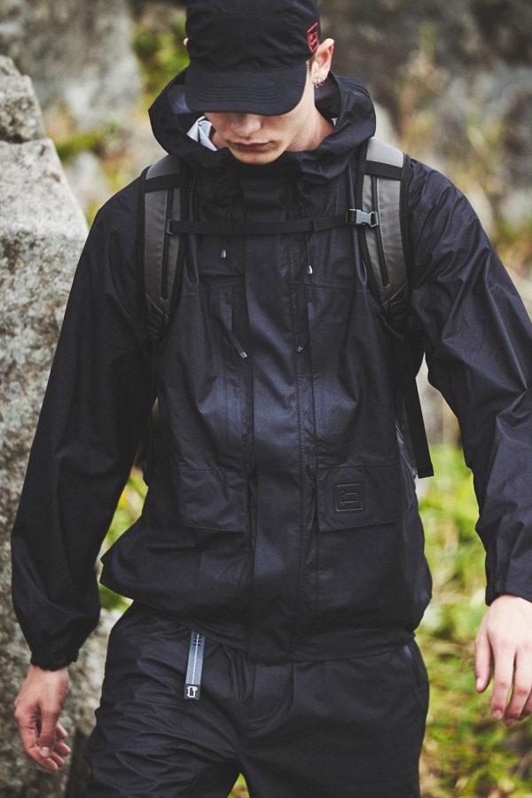 Woolrich lanserar Outdoor Label – stort fokus på hållbarhet och teknik
