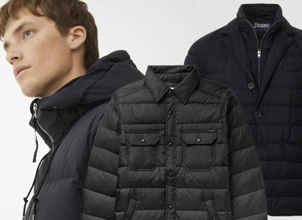 Vinterns snyggaste svarta dunjackor – 5 smarta köp i butik nu