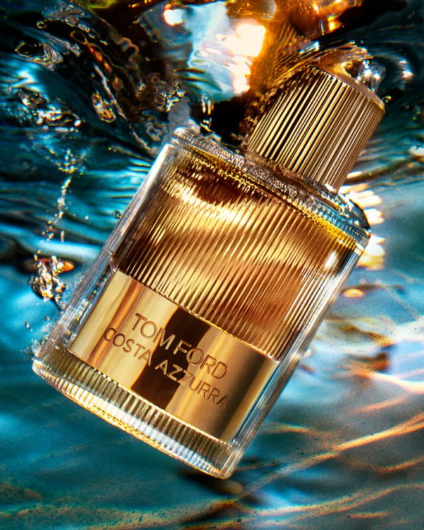 Tom Ford lanserar doften Costa Azzura
